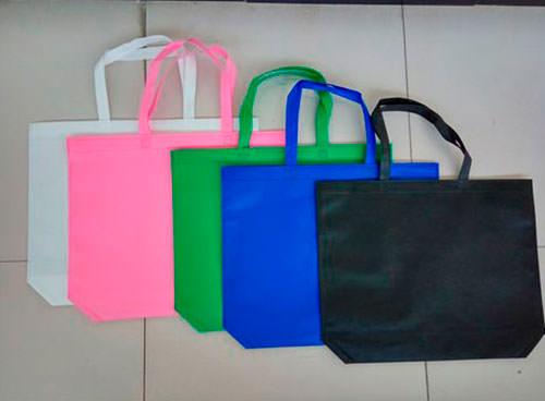 Bolsas de Tela impresas Maria colores