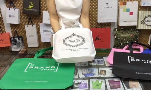 bolsas de tela con logo impresas