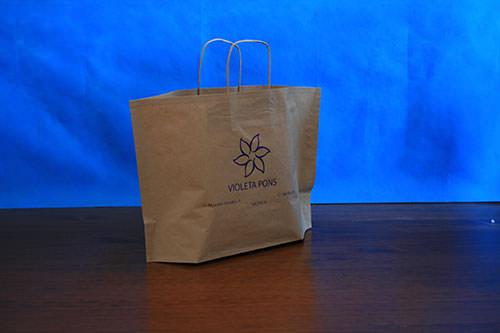 como hacer bolsas de papel modelo new bag