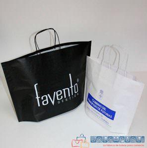 bolsas de papel al mejor precio personalizadas