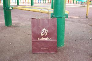bolsas de papel en almeria personalizadas