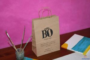bolsas de papel impresas en sevilla papel kraft