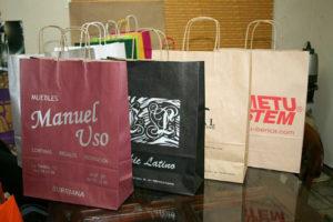 bolsas de papel valencia baratas