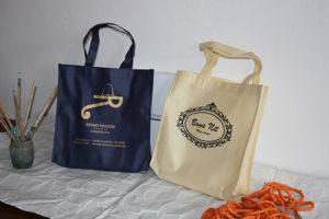 bolsas de tela en cordoba personalizadas