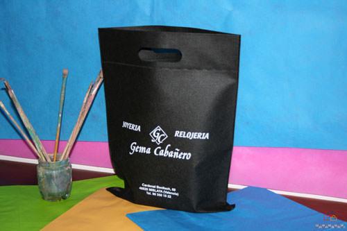 bolsas de tela impresas en madrid resistentes