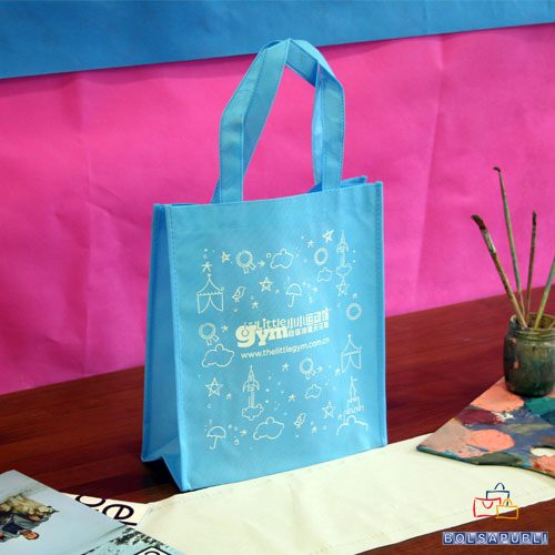 bolsas de tela impresas en valencia resistentes