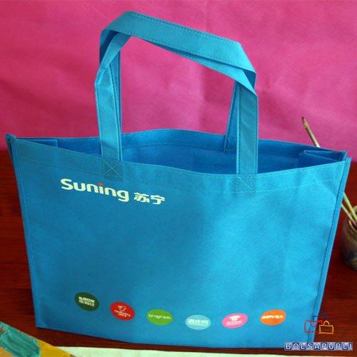 bolsas de tela impresas en valencia con servicio urgente