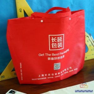 bolsas de tela impresas en valencia de colores