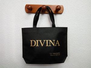 bolsas de tela personalizadas urgentes negras
