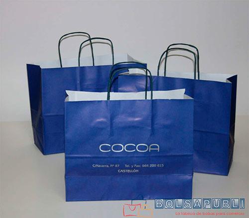 bolsas impresas con logo baratas