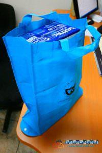 bolsas de tela plegables personalizadas