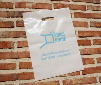 Bolsas de Plástico Impresas