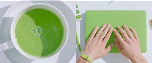 Colores de Moda Pantone Greenery