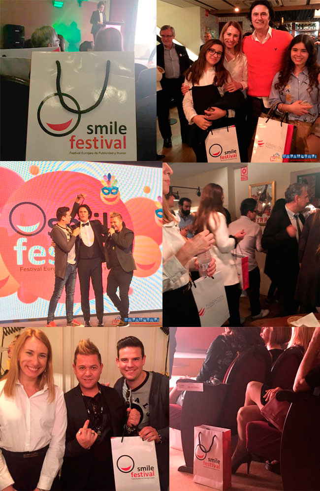 Smile Festival Publicidad y Humor