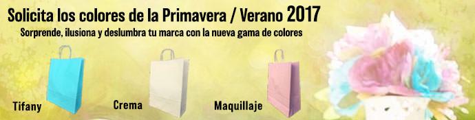 Bolsas Personalizadas Nuevos Colores