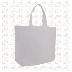 Bolsa Tela Barata TST Blanca