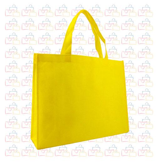 Bolsa Tela TST Amarilla