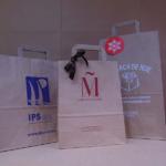 Cómo hacer bolsas de papel Kraft
